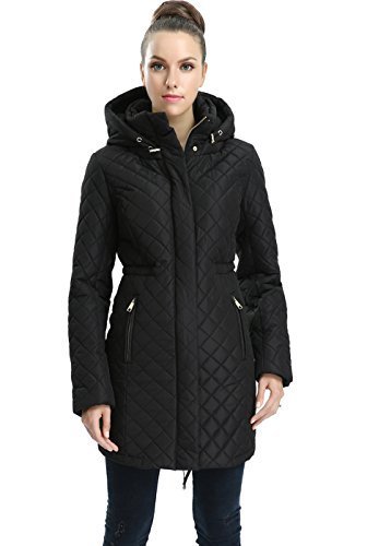 women quilted coats - 8