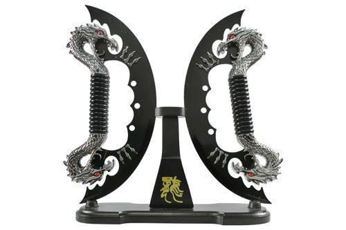 Double Dragon Dual Steel Blades