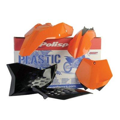 03 ktm 200 sx plastic kit - 2