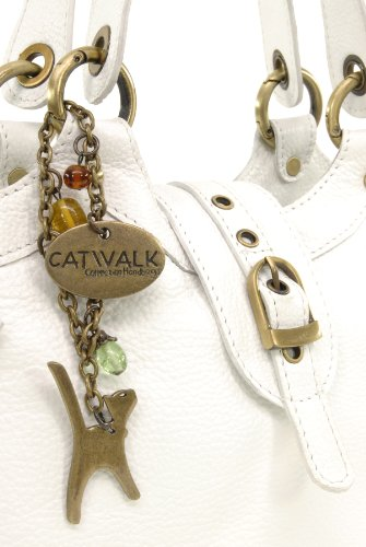 Blanc Catwalk Sac Main À Collection Nicole Signé v4a4wg