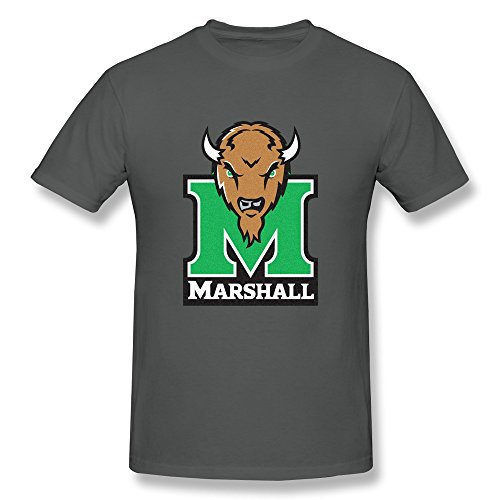 Qincent Summer Male Slim Fit T-shirt/Marshall Thundering - Marshall Fleece Throw