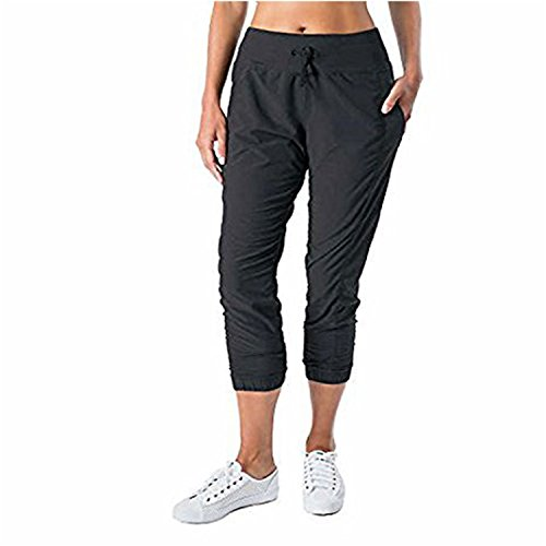 Relaxed Crop Pant - 8