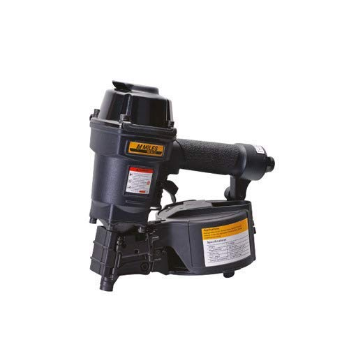 Tools Centre Kangaro Miles MCN 57 Pneumatic Coil Nailer Machine With 6 months Manufacturer Warranty.