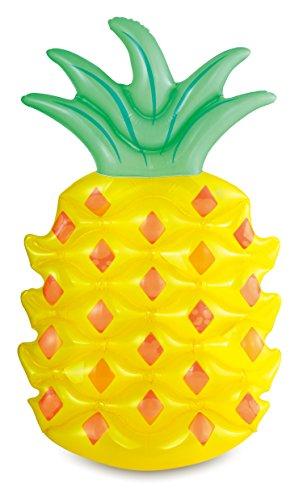 Summer Palms Pineapple Lounge Pool Float, 72