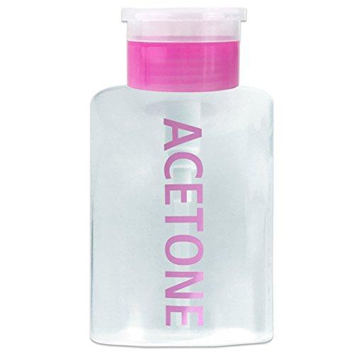 Beauticom Acetone Labeled Bottle Dispenser