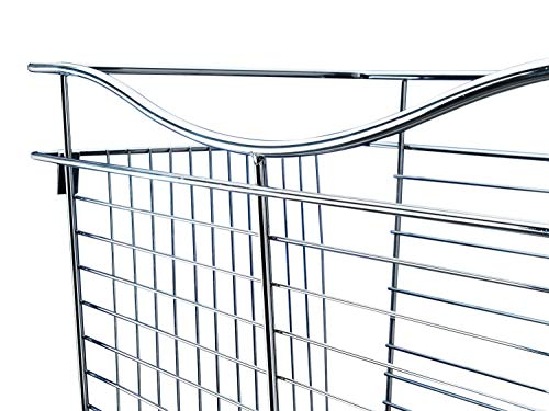 Rev-A-Shelf - CB-181407CR-1 - Chrome Closet Pull-Out Basket (Cb Baskets Series)