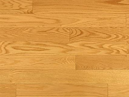 3 12 X 34 Inch Greenland Solid Hardwood Oak Butterscotch Flooring