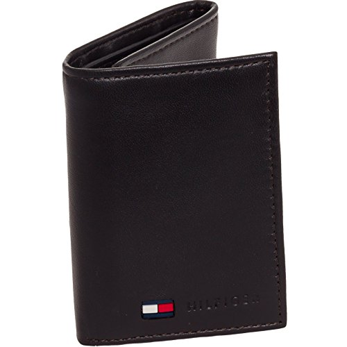 Lined Tri Fold Wallet - 9