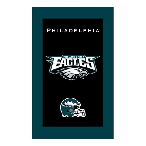 KR Strikeforce Bowling Bags Philadelphia Eagles NFL Licensed Towel by KR - Nfl Team Bowling Towel