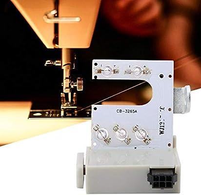 HEEPDD Luz de máquina de Coser Iluminación LED, lámpara de Trabajo ...