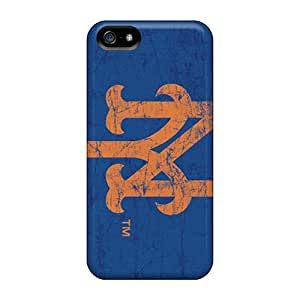 Hot Style ZmY12284ZFjC Protective Cases Covers For Iphone5/5s(new York Mets)