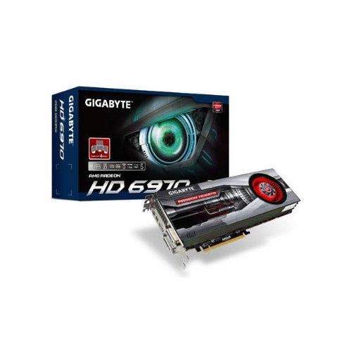 Gigabyte Technology ATI Radeon HD6970 2 GB DDR5 2DVI/HDMI...
