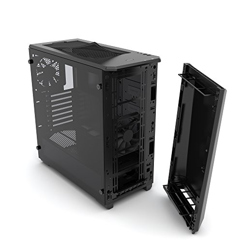 Phanteks PH-EC416PTG_BK Eclipse P400 Steel ATX Mid Tower Case Satin Black,''Tempered Glass'' Edition Cases by Phanteks (Image #15)