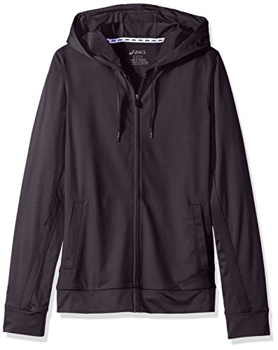 ASICS Unisex-Child Jr. Lani Jacket, Steel Grey, Medium