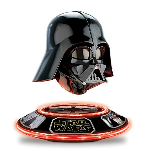 41SReWtXB%2BL - Star Wars Darth Vader Levitating Helmet