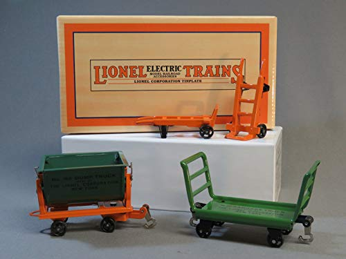 MTH LIONEL Lines TINPLATE Standard Gauge No 163 Freight Accessory