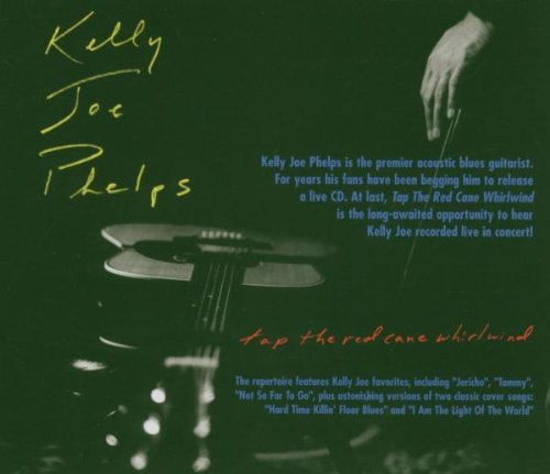Tap the Red Cane Whirlwind by PHELPS,KELLY JOE