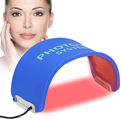 Termation Led Face Mask - Rejuven Mask LED Light Therapy Mask for Anti-Aging, Brightening, Improve Wrinkles. Tightening and Smoother Skin