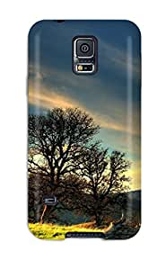 Fashion Protective Tree Case Cover For Galaxy S5