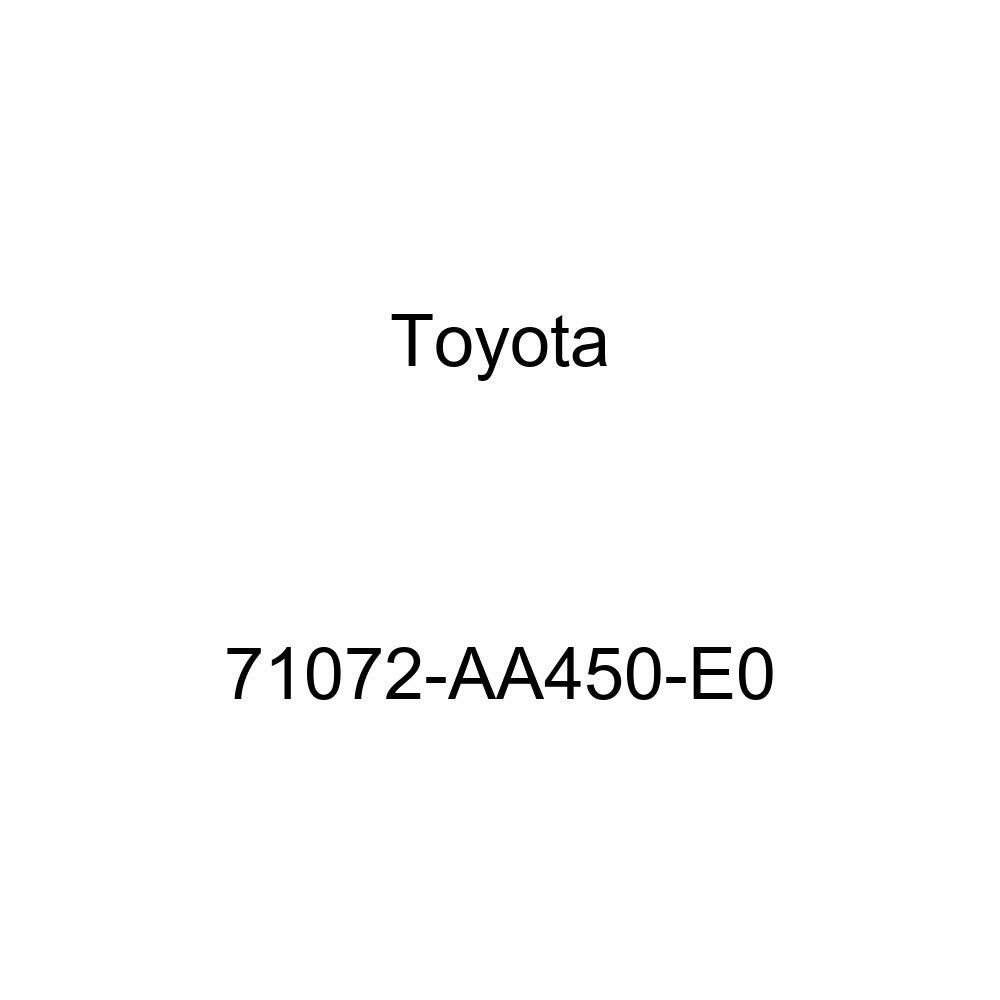 TOYOTA Genuine 71072-AA450-E0 Seat Cushion Cover
