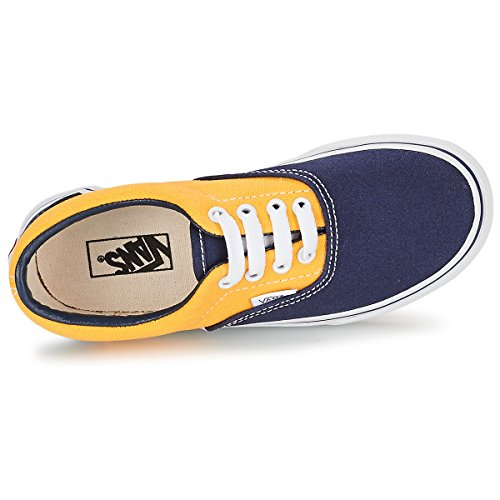 Vans , Mädchen Sneaker Dress Blue / Spectra Yellow