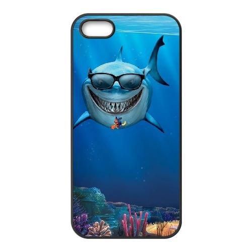 Finding Nemo OG33BK7 coque iPhone 5 5s téléphone cellulaire cas coque U4RK4G6DW