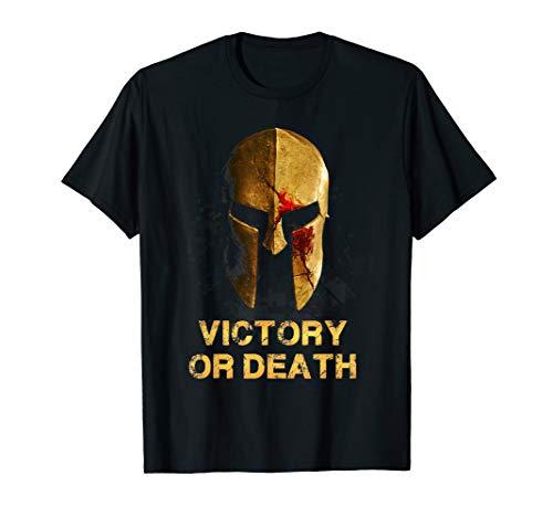 Spartan Warrior T-shirt - Molon Labe -