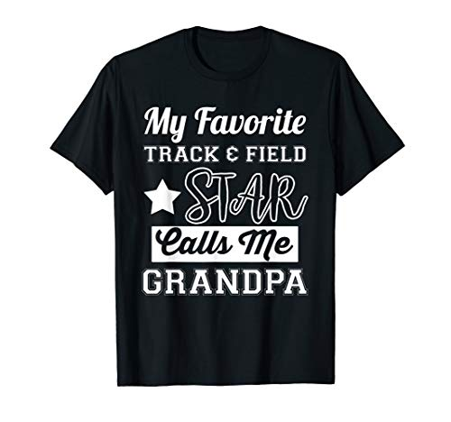 (My Favourite Track & Field Star Calls Me GRANDPA)