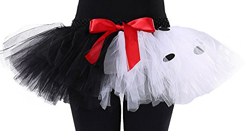 Tutu Dreams Villain Tutu (Cruella (Tower Of Terror Halloween Costume)
