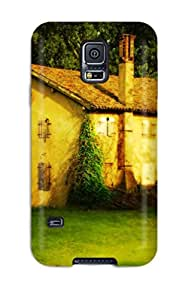 Galaxy S5 Case Slim [ultra Fit] House Protective Case Cover
