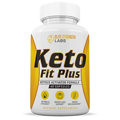 Keto Pills - Burn Fat Fast & Lose Unwanted Pounds - Weight Loss Supplements for Women & Men - Appetite Suppressant - Ketogenic Formula with BHB - 60 Capsules