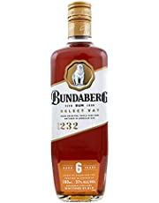 Bundaberg 6 Years Old Select Vat Rum 700ml