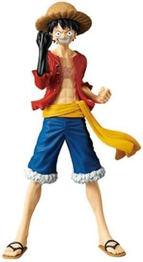 ONE PIECE Luffy Pvc Figure Banpresto Jump 50th Monkey D