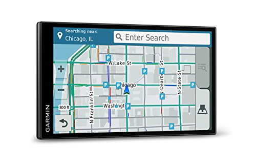 Garmin 010-N1539-01 DriveSmart 50LMT GPS Navigator, 5
