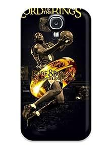 For Galaxy S4 Tpu Phone Case Cover(kobe Bryant)