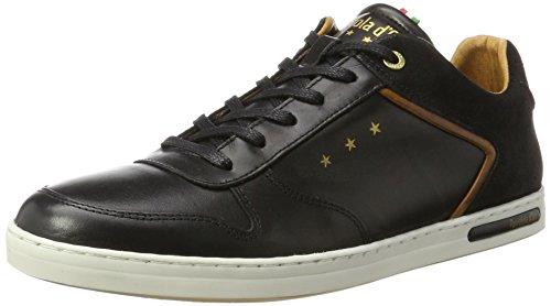 Pantofola d'Oro Auronzo Uomo Low - Zapatillas de casa Hombre Schwarz (Black)