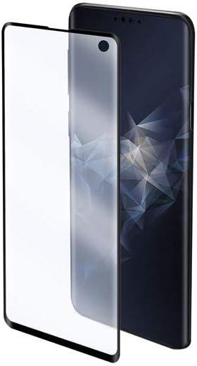 Celly NANOFILM890BK - Protector de Pantalla (Protector de Pantalla, Teléfono móvil/Smartphone, Samsung, Galaxy S10, Resistente al Polvo, Resistente a rayones, Transparente): Amazon.es: Electrónica
