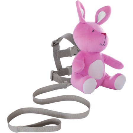 On the Goldbug 2-in-1 Safety Security Harness Buddy, Bunny(Pattern : Bunny)
