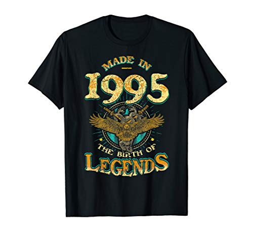 The Birth of Legends made in 1995 24th Birthday Gift 24 year
