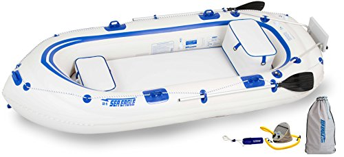 5 Person Inflatable Boat - 6