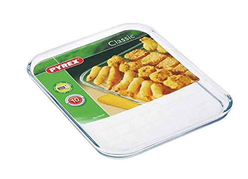 glass baking tray - 2
