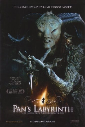 Pan's Labyrinth POSTER Movie (27 x 40 Inches - 69cm x 102cm) - Poster Labyrinth Pans