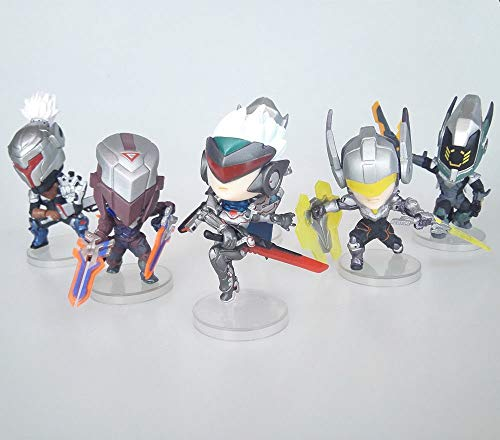 ToysFromTokyo League Legends Project Yi Lucian Leona Fiora Yasuo Zed Doll Action Figures