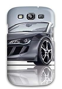 ZippyDoritEduard Galaxy S3 Hybrid Tpu Case Cover Silicon Bumper Audi R8 Spyder 2