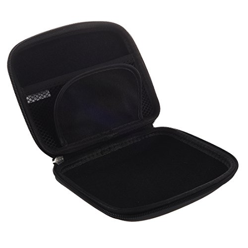 "TOOGOO(R) Durable 5"" In Car Sat Nav GPS Hard Case Holder Wallet For TomTom XXL IQ Routes"