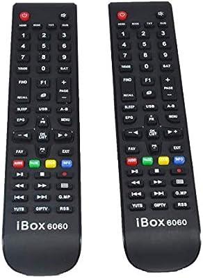ibox 6060 Full HD Satellite Receiver: Amazon com