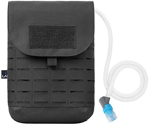 Amazon.com : LA Police Gear Emergency Hydration Pack - Black : Sports & Outdoors