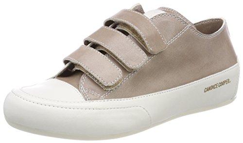 Sneaker Candice Tortora Braun Cooper Tamponato Damen UxYBZxt