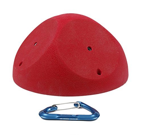 Volume #12 | Climbing Holds | Red by Atomik Climbing Holds