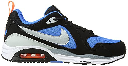 Nike Air Max Trax - photo blue/gry mst-blk-drk gry